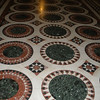 Floor tiles in Church of Holy Sepulchre