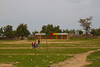 I think there was really just this one village between Tourou and Rumsiki (of any size). It had it's own soccer field.