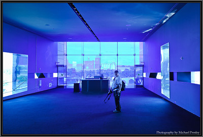Guthrie Theater 4th Floor - The Blue Room