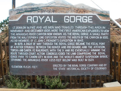 2011-08-06 - Royal Gorge