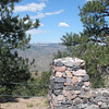 Colorado Rockies from Buffalo Bill's grave