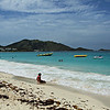 Orient Beach (French side), St. Maarten