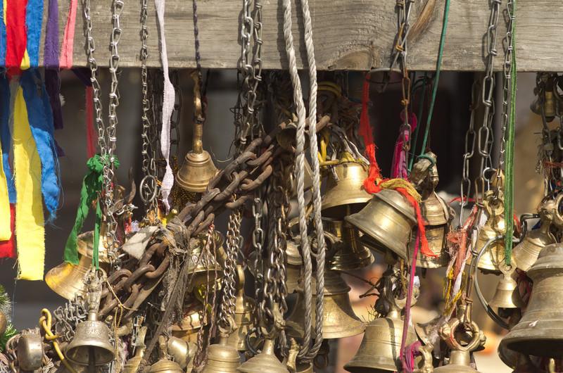 Bells, Muktinath Temple Complex