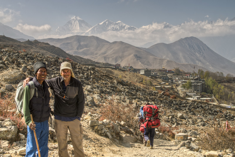 Jim and Ram, Dhaulagiri I