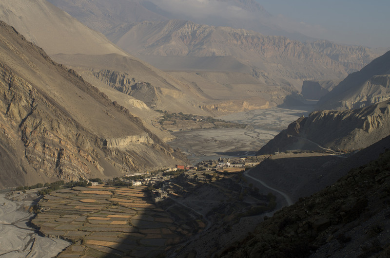Kagbeni and Upper Mustang