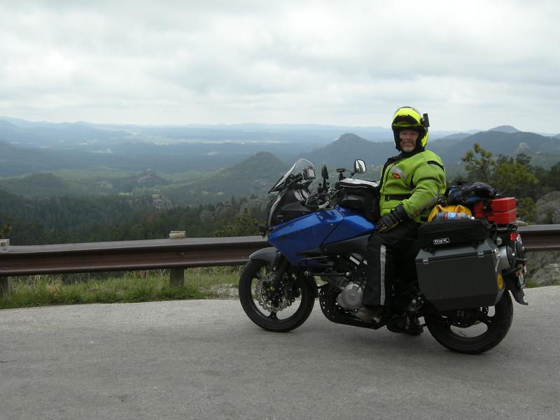 11 Jun - On Drive to Mt Rushmore