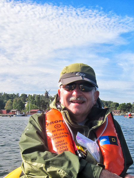 KAYAKING - SWEDISH ARCHIPALEGO - UTO.