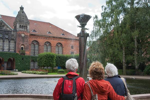 COPENHAGEN - LOUISE,RADHA & ANNIE