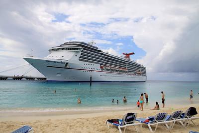 2011 Carnival Miracle - Grand Turk, Curacao, Dom Repub, Aruba
