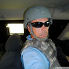 19 OCT 2011 - Leaving FOB Union III in Baghdad and staying at Sather Air Base / VBC overnight.