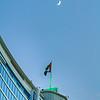 """31 OCT 2011 - Jumeirah Beach Hotel and Burj Al Arab area - <a href=""""http://en.wikipedia.org/wiki/Jumeirah_Beach_Hotel"""">http://en.wikipedia.org/wiki/Jumeirah_Beach_Hotel</a> Dubai, UAE."""