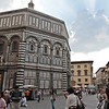 Baptistery of St. John in the Piazza del Duomo, Florence