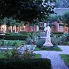 An Alms House Garden.