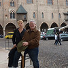 WE ARRIVE FOR A DAY-TRIP TO MANTOVA.