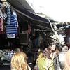 Walking around Tel Aviv, at the shuk