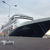 Holland America Rotterdam - our home for the next 12 days.