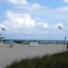 Miami Beach parasailers