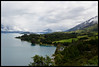 Lake Wakatipu:  on the road between Glenorchy and Queenstown.<br /> <br /> Glenorchy, NZ<br /> November 28, 2011