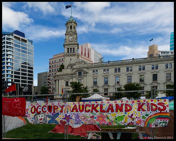 Occupy Auckland<br /> November 15, 2011<br /> <br /> Aotea Square<br /> Auckland, NZ<br /> 019