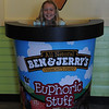 Our stop at the Ben & Jerry's ice cream factory