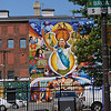 There are a number of beautiful murals in Philadelphia