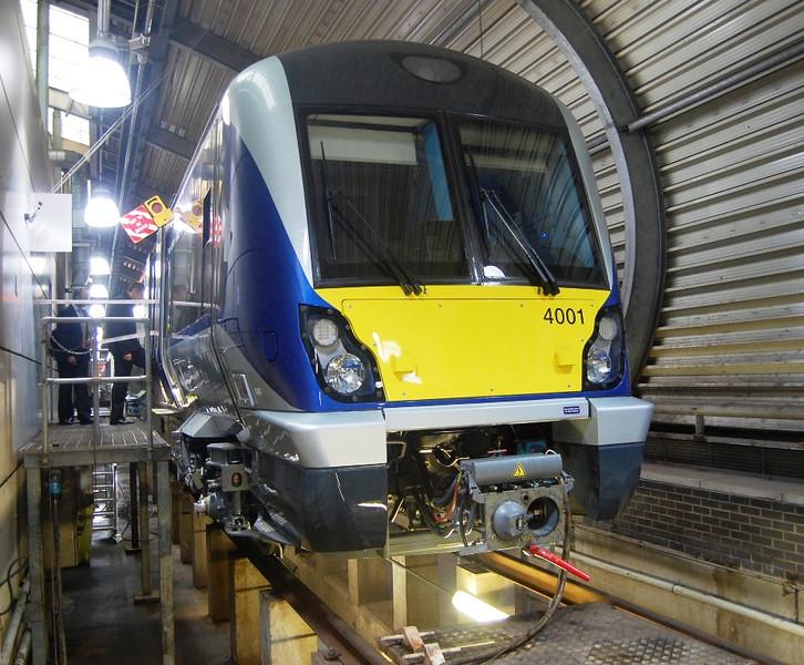 4001 Fortwilliam Traincare Depot 010411