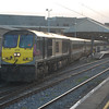 233 departs Connolly with the 1520 to Belfast 031211