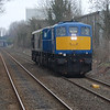 113 hauls 231 to Dublin seen approaching Dunmurry with the 1010 York Road / Inchicore transfer 060311