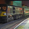 206 stands in Belfast Central after working the 1900 from Dublin 061011