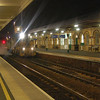 The VMT&Water Tank train (RHTT) makes it's way through Lisburn working the 2005 Fortwilliam/Portadown. 061011