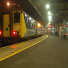 8784 at Belfast Central waiting time on the 2220 to Larne Harbour 021011
