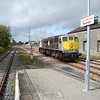 072 runs around it's train at Ballybrophy. From here, it would then run to Limerick via Birdhill. 090911