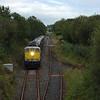 072 passes Kilmastulla Siding with the tour to Limerick. 090911