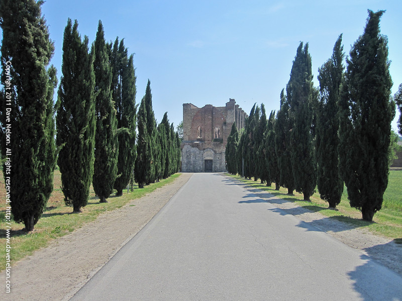 The Abbey of San Galgano