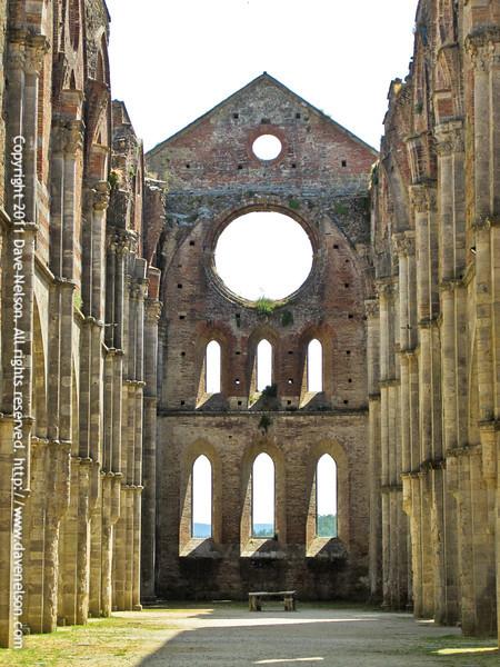 The Abbey of San Galgano