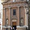 A church in Siena