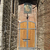 Interesting doors in Siena