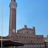 Siena's Palazzo Pubblico in the Piazza del Campo