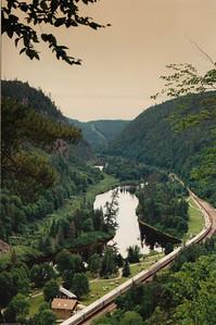 Agawa Canyon 1997 - jl7