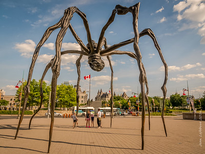 Meanwhile back in Ottawa .... The Creature that Spawns Politicians!