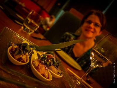 """Ki"" is beyond sush, fantastic food!"