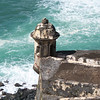 Within the ramparts of El Morro Fort in Old San Juan