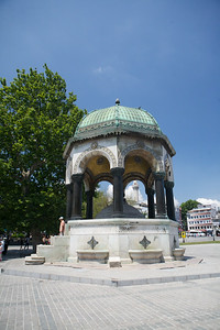 German fountain
