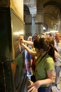Hagia Sophia, St  Gregory's column