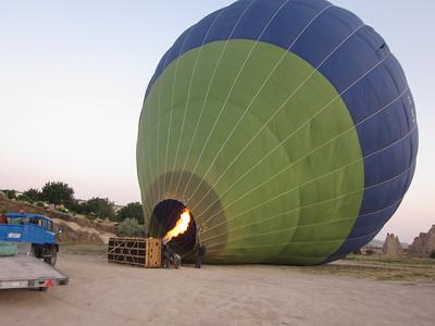 2011.07.18 Cappadocia Ballooning