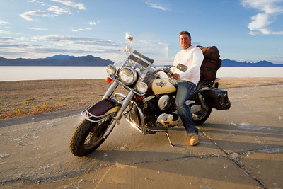 Bryan at Great Salt Flats (1)