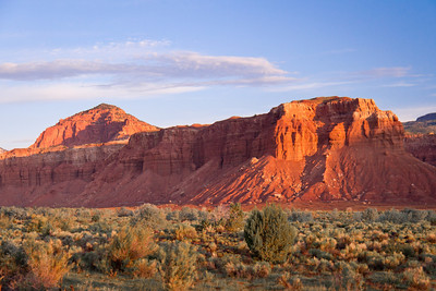 Red Rocks near Torrey, Utah