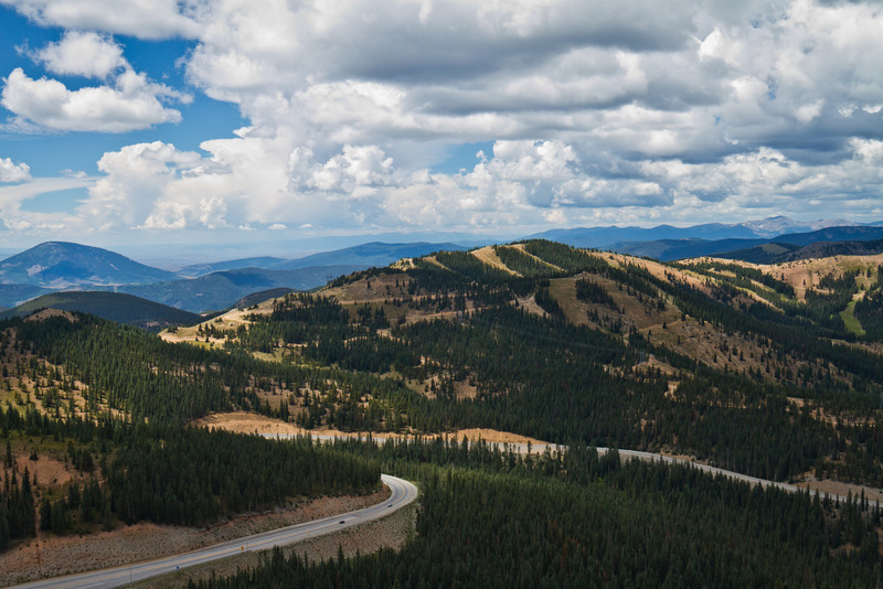 View from top of Monarch Pass (2)