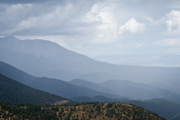View from top of Monarch Pass (4)