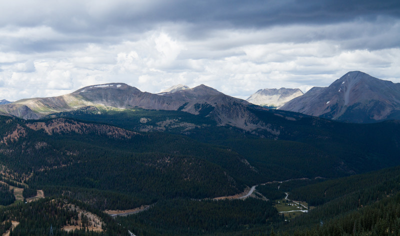 View from top of Monarch Pass (3)